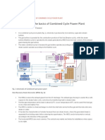 Combined Cycle -Article