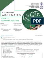 Strategic Intervention Material (Gen Math) 1st Qtr