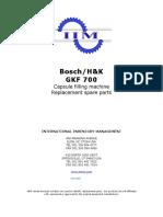 Bosch GKF700