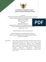 Peraturan Menteri PPN No. 2 Tahun 2017 Tentang Renstra Kemen. PPN - Bappenas 2015-2019