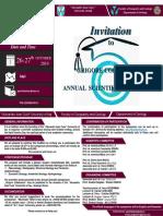 Gr. Cobalcescu Annual Scientific Symposium - En 2019