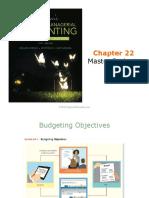 Fleksible and Master Budget