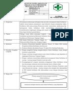 8.5.2.3 SOP Pemantauan Pelaksanaan Kebijakan Dan Prosedur Penanganan Bahan Berbahaya 1