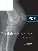 the problem knee