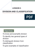 LESSON 5 DIVISION AND CLASSIFICATION.pptx