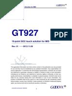 GT927