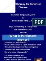BMS1 - K14 - Pharmacotherapy for Parkinson