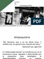 antipsiquiatría