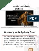 San Agustín - Cristianismo 6º