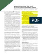 Effect of Postoperative Restrictive Fluid