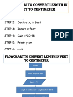 Algorithm to Convert length in feet to centimeter.pdf