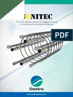 1. Sonitec Brochure 2018