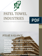 PATEL TOWEL PRESENTATION.pptx