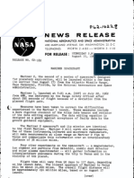 Mariner 2 Press Kit
