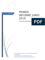 Informe Junio Gabriela
