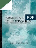 Armonia e improvisación para todos los instrumentos, Marinho Boffa - Pezbook001