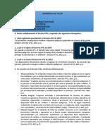 Desarrollo Del Taller 1 Supervision y gestion de residuos peligrosos