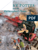 Preview of Harry Potter and the Philosophers Stone Illustrated Kindle in Motion Illustrated Harry Potter