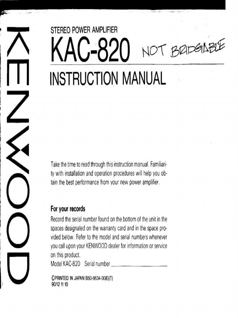 Kac820 Pdf