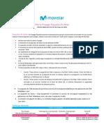 Términos y Condiciones Navega Prepago Mayo 01 de 2019