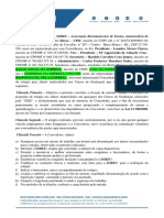 Modelo de Minuta Convênio - Modelo.doc
