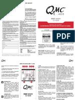 Manual Usuario qmc15400