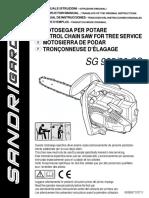 218 Manuel Utilisateur SG 925-30 CS