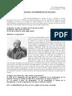 Biología 2º - Td - Los Experimentos de Spallanzani