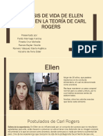Análisis de vida de Ellen basada en