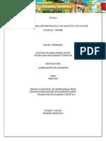 Actv Plasmar Acciones Concretas en El Actuar Ético de Un Guía
