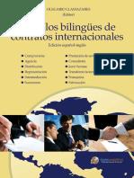 Muestra Modelos Bilingues de Contratos Internacionales Unlocked