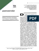 Posmodernidad y Desarrollo Rural.PDF