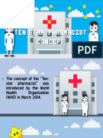 Ten-Star Pharmacist-Concept