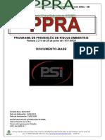 Ppra Psi Service Comercio e Servicos Hidraulicos Eireli 23.08.19