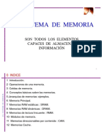 sistema memoria