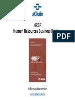 Inscrições abertas para curso HRBP Human Resources Business Partner