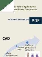3. Compression Stocking - Dr Fauzy