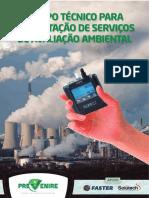 Modelo e Passo a Passo Escopo Tcnico Avaliacao Ambiental Higiene Ocupacional