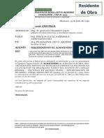 carta de RES. OBRA INFORMES N° 5 - Almacenero.docx