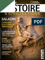 Histoire & Civilisations - Janvier 2016