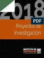 Investigaciones IDIC