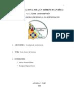 Ley de acceso a la información publica- gobierno electrónico