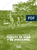 Agricultura Familiar 2013