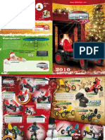 BERG Christmas Flyer 2010