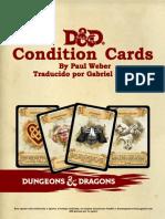 Condiciones D&D 5E