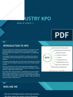 Industry Kpo