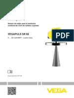 47161 Es Vegapuls Sr 68-4-20 Ma Hart Cuatro Hilos