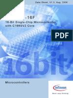 Infineon-XC167_16-DS-v01_03-en