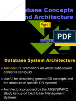 2. Architecture Part I