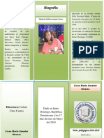 Brochur Liceo
